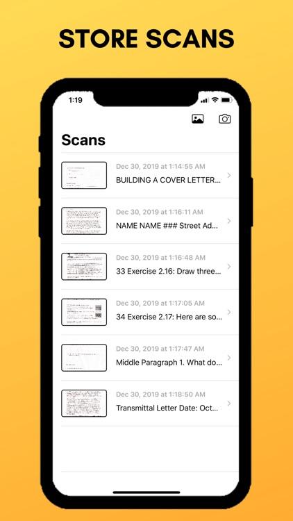 Text Scanner Pro screenshot-3