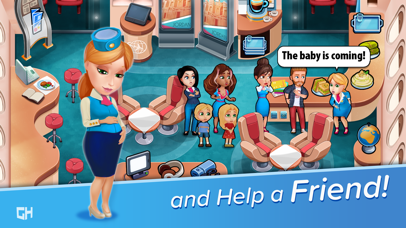 download Amber's Airline - 7 Wonders indir ücretsiz - windows 8 , 7 veya 10 and Mac Download now