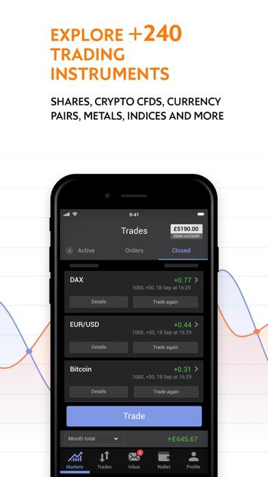 Libertex - Mobile Trading App screenshot two