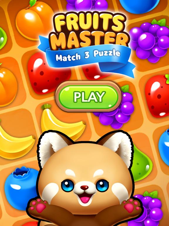 Fruits Master : Match 3 Puzzle screenshot 11