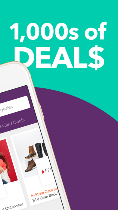 Screenshot for RetailMeNot: Coupons & Savings in United States App Store