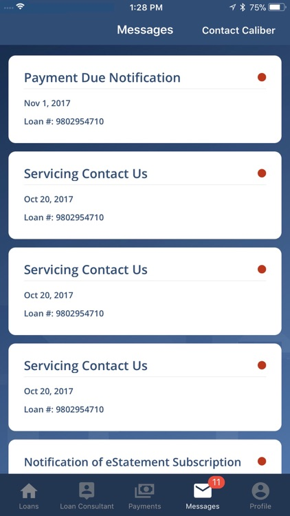 Caliber Home Loans screenshot-8