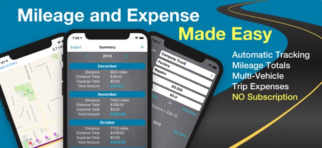 MEL: Car Mileage & Expense Log on the App Store