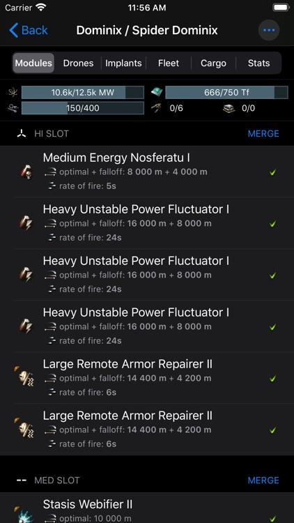 Neocom II for EVE Online screenshot-5