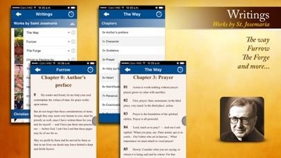 St Josemaria For Ipad review screenshots