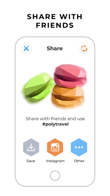 Poly Travel - Art Book screenshot-4