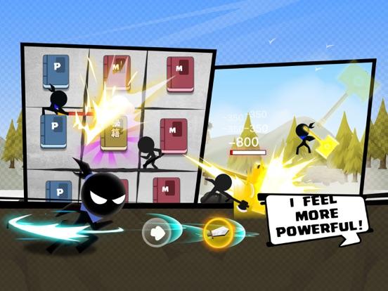 iPad Image of Combat of Hero