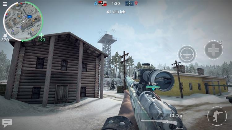 World War Heroes: WW2 FPS PVP screenshot-7