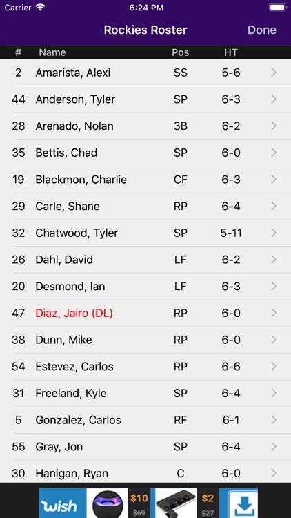 Baseball News - MLB edition screenshot-6