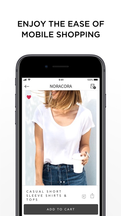 NORACORA Shopping