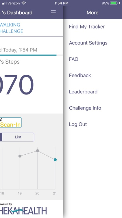 PCMA Walking Challenge screenshot-4