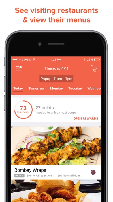 messages.download Fooda - Office Lunch Services software