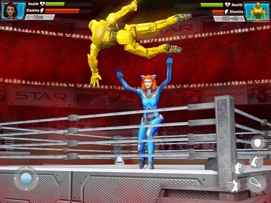 Robot Wrestling: Steel Fight screenshot 6