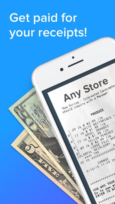 Receipt Hog - Snap Receipts. Earn Cash. screenshot