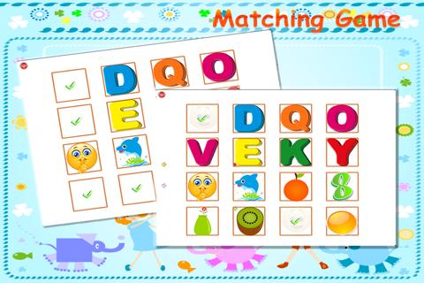 Alphabet App - náhled