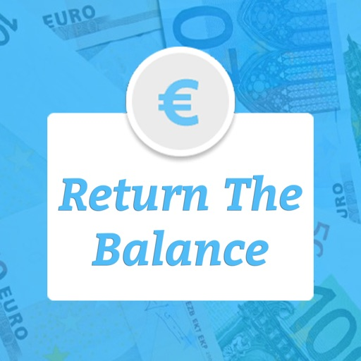 Return The Balance