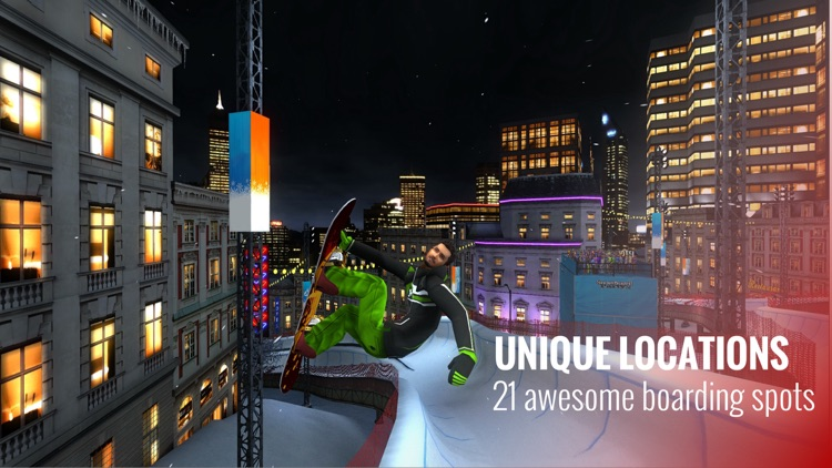 Snowboard Party World Tour Pro screenshot-0