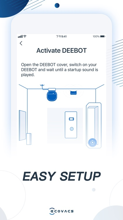ECOVACS HOME screenshot-1
