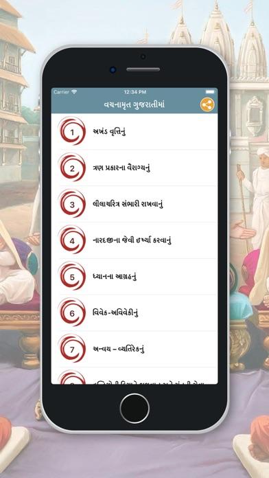 Vachanamrut in Gujarati screenshot 1