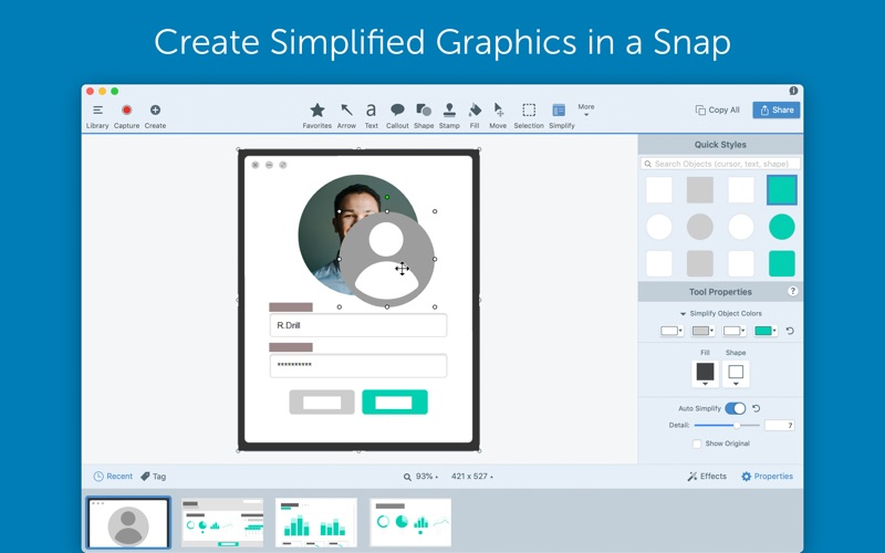 TechSmith Snagit 2020 Screenshot