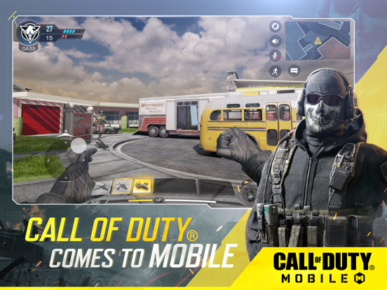 Call of Duty®: Mobile screenshot 7