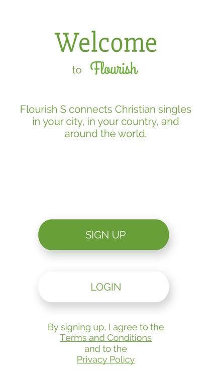Christian Dating - Flourish screenshot-5