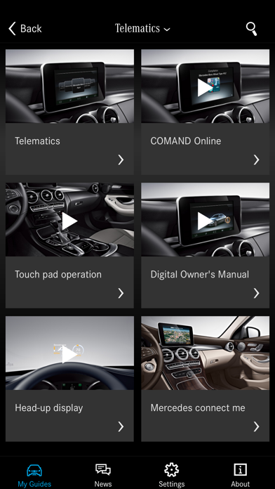 Mercedes-Benz Guidesのおすすめ画像5