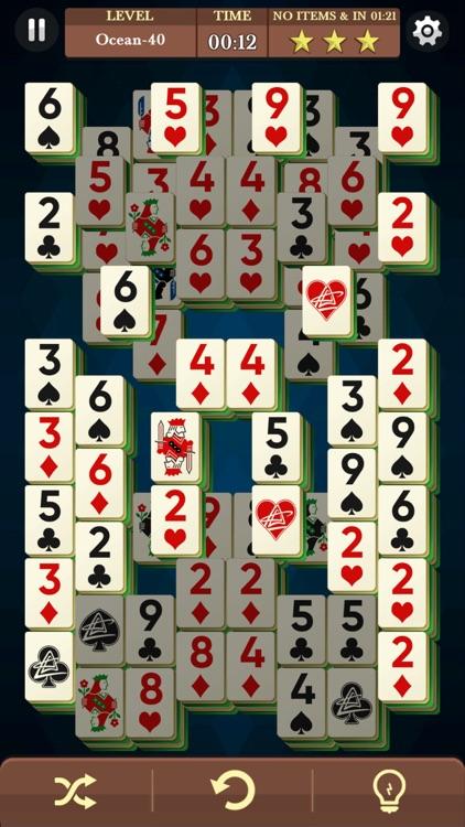 Mahjong Classic: Solitaire screenshot-6