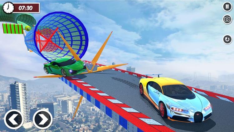 Impossible Racing Stunts screenshot-3