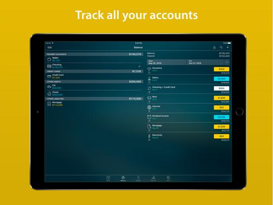 Money Pro: Personal Finance Screenshots