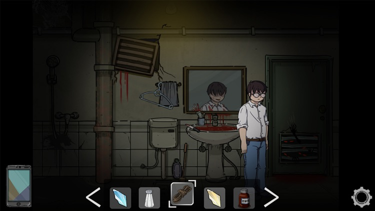 Horror Room:Mystery mind story screenshot-1