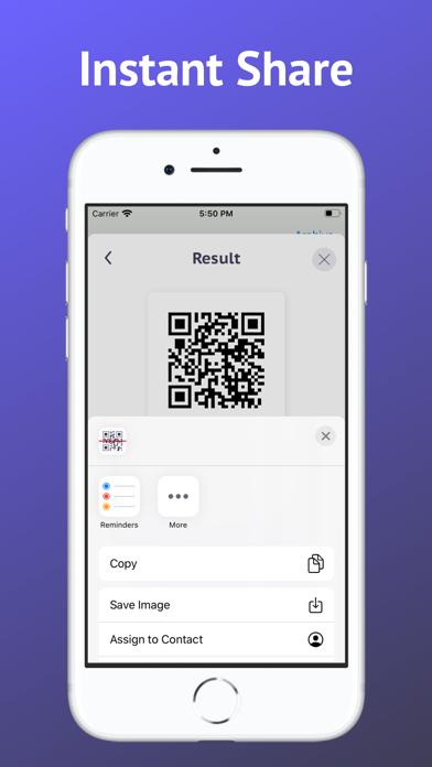 QR Code Reader: Barcode Scan screenshot four