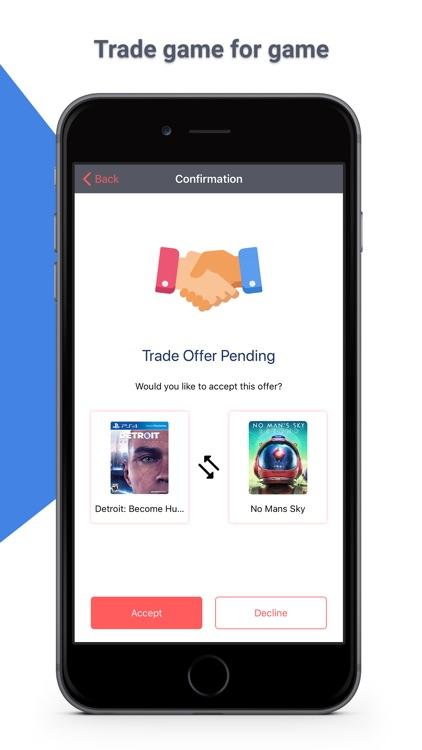Krank - Buy, Sell, Trade Games screenshot-3