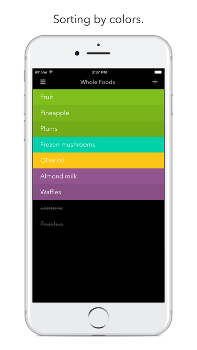 Screenshot #3 pour Picky - Grocery Shopping List