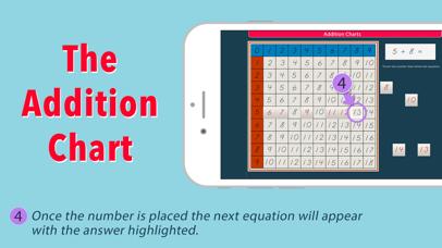 Montessori Addition Charts screenshot 4