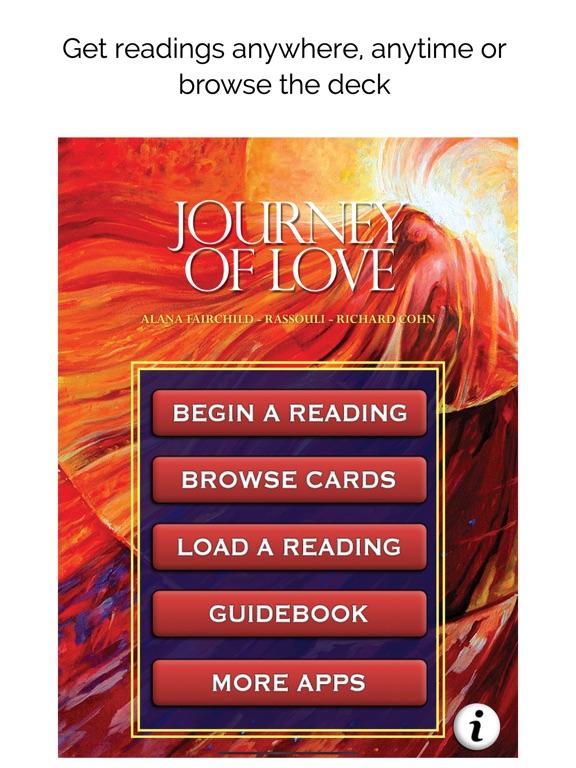Journey of Love Oracle screenshot 8