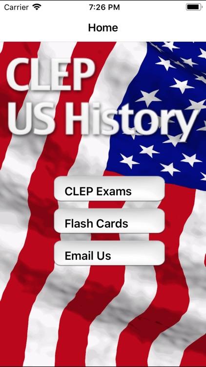 CLEP US History Buddy