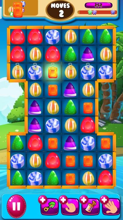 Candy Pop: Sweet Match 3 screenshot-4