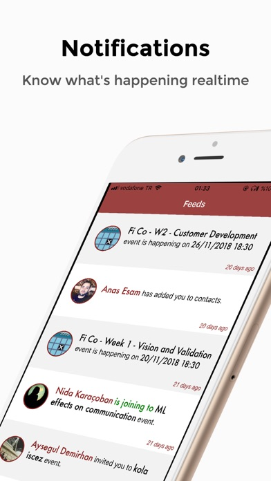 download Zamekan - Event Discovery indir ücretsiz - windows 8 , 7 veya 10 and Mac Download now