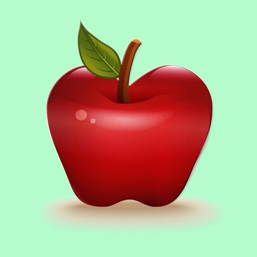Juicy Fruit Stickers