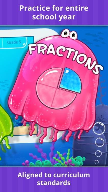 K-5 Math Learning Kids Games