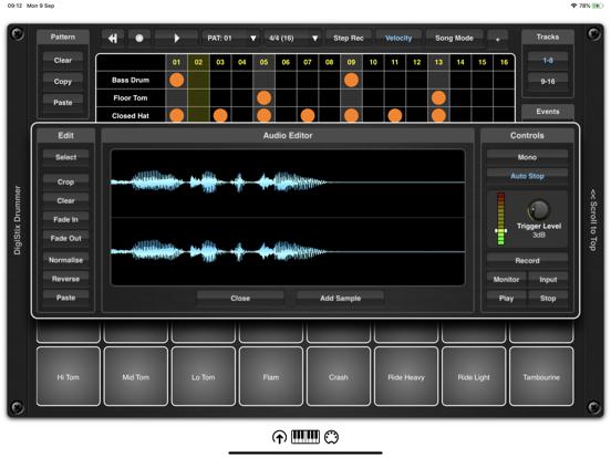 DigiStix Drummer AUv3 Plugin screenshot 17