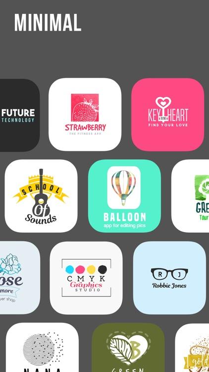 Logo Maker | Vintage Logo screenshot-5