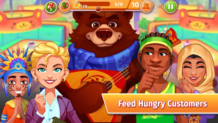 Cooking Craze: Restaurant Game screenshot-5