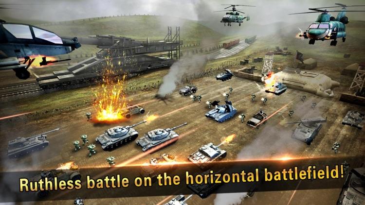 Commander Battle screenshot-0