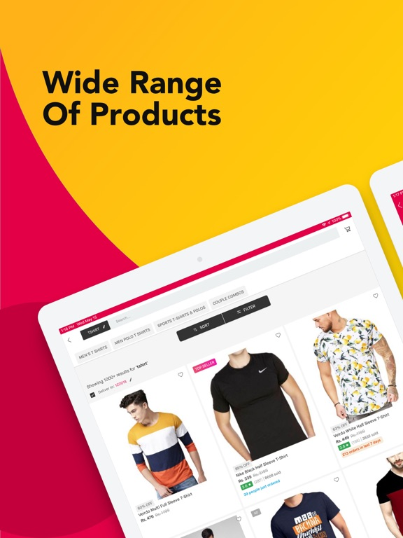 Screenshot #5 pour Snapdeal: Online Shopping App