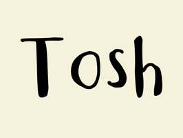Tosh - real English words