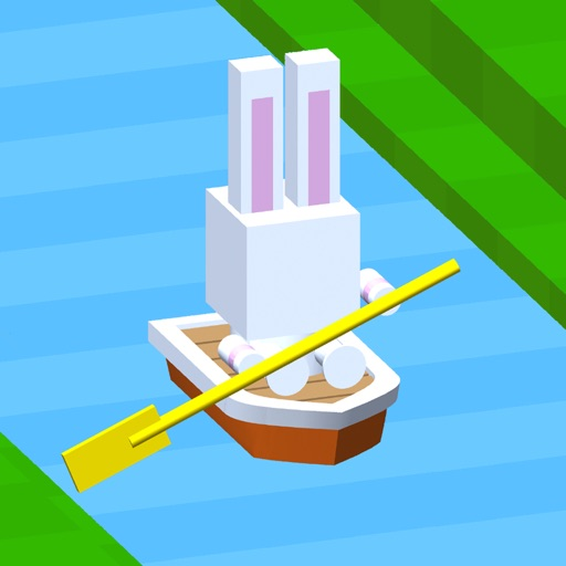 Toy Boat Rush iOS App