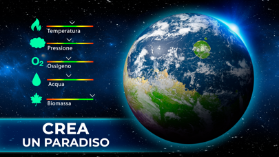 Screenshot of TerraGenesis: Gioco di Scienze4