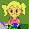 子供のための英語の詩アイコン